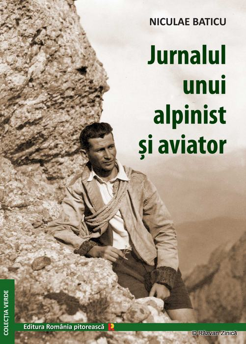 Coperta Jurnalul unui alpinist - Biblioteca montaniardului (I)